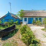House in Danube Delta